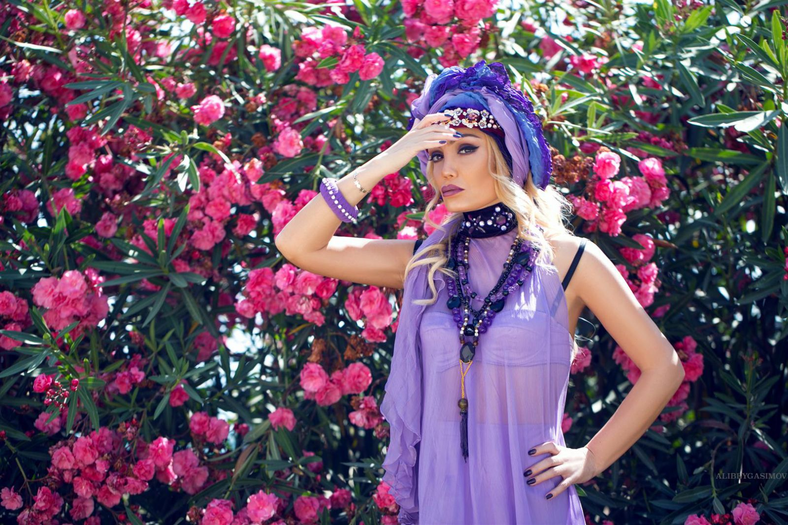 «#MazoxistO»: летняя премьера от Нуры Сури – ФОТО – ВИДЕО