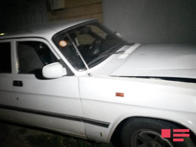 В Гяндже задержан водитель, сбивший насмерть мать и ребенка