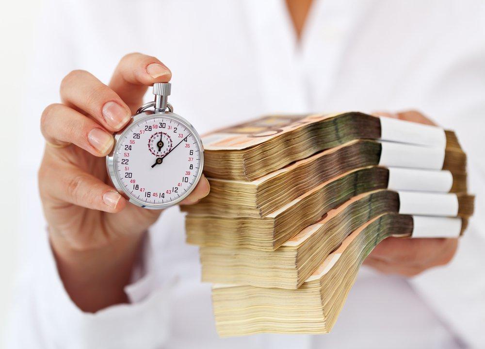 Экспресс-кредиты — оперативное решение финансовых затруднений
