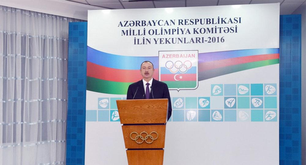 Эра процветания: Президент Ильхам Алиев 20 лет возглавляет Национальный Олимпийский комитет Азербайджана – ФОТО