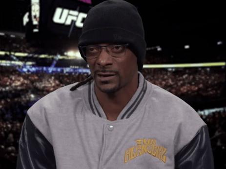 Рэпер Снуп Догг будет комментировать бои UFC