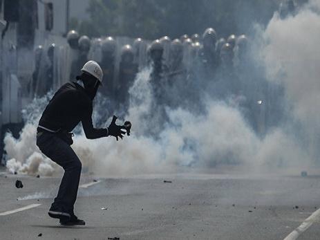 В Венесуэле в ходе протестов погибли четыре человека
