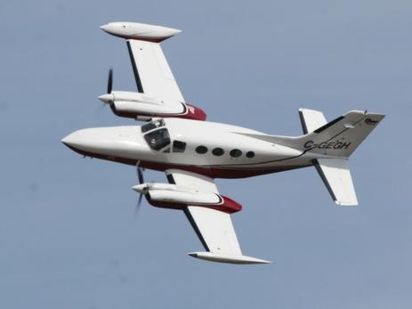 На севере США при крушении самолета погибли шесть человек