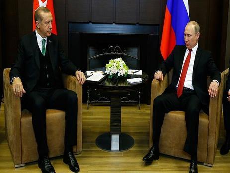 Путин и Эрдоган обсудят в Гамбурге «Турецкий поток» и «Аккую»