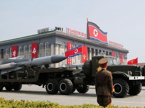 Власти Японии назвали пуск ракеты КНДР явным нарушением резолюций ООН