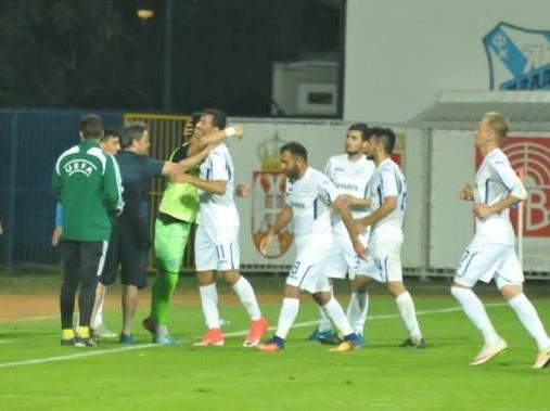 «Интер» открыл счет в матче с «Младостью» — ОБНОВЛЯЕТСЯ