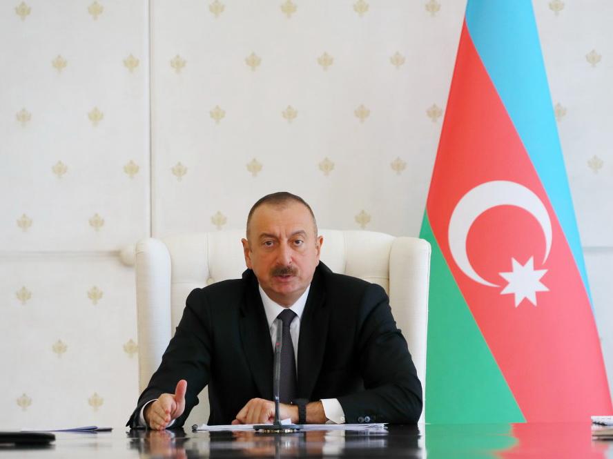 Ильхам Алиев: Азербайджано-американские отношения вступают в новый этап