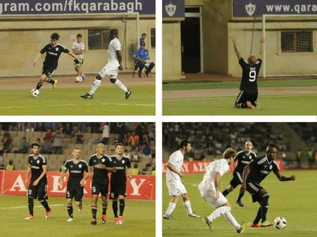 Победа на классе или игра на Лигу чемпионов? Какие вопросы оставила игра «Карабаха»? – ФОТО – ВИДЕО