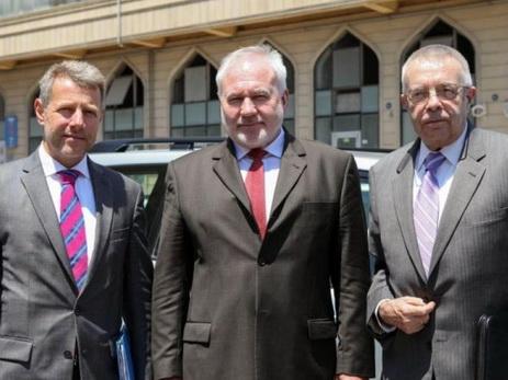 Посредники МГ ОБСЕ предлагают президентам Азербайджана и Армении встретиться