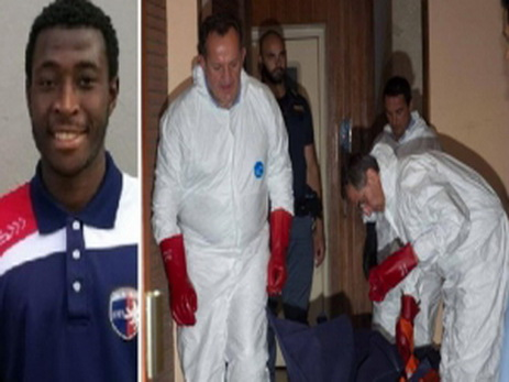 Ганский футболист итальянского клуба признался в убийстве матери и сестры