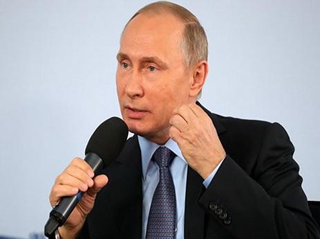 Путин: искажение истории всегда использовалось как способ борьбы с Россией