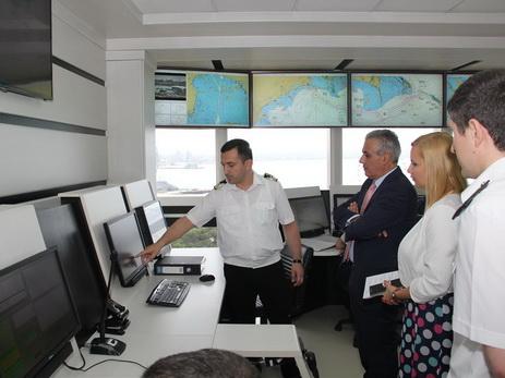 Азербайджан и EMSA обсудили вопросы безопасности морских перевозок — ФОТО