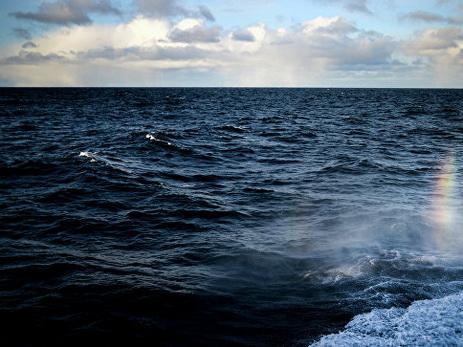 У берегов Камеруна перевернулся военный корабль