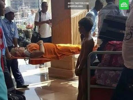 Россиянка, раненная в Хургаде, отстояла свою жизнь в драке с предполагаемым игиловцем – ФОТО — ВИДЕО