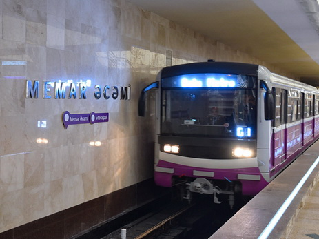 В бакинском метро молодой человек бросился на рельсы