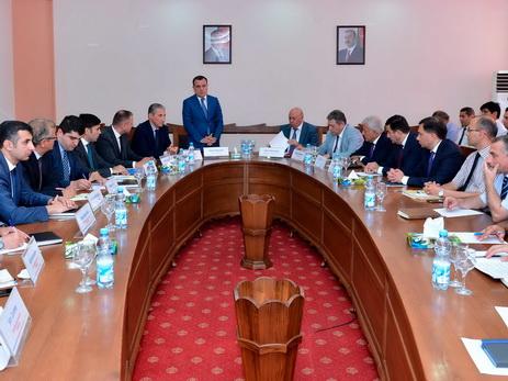 Состоялось первое собрание Попечительского совета Бакинского инженерного университета — ФОТО