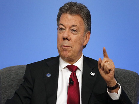 Глава Колумбии призвал Мадуро отказаться от созыва учредительного собрания