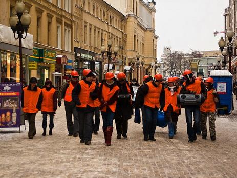 Для трудовых мигрантов сняли обучающий фильм «В Москву на заработки» на пяти языках