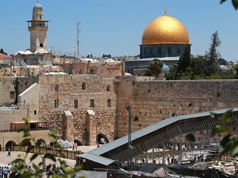 В результате столкновений в Иерусалиме пострадали более 30 человек