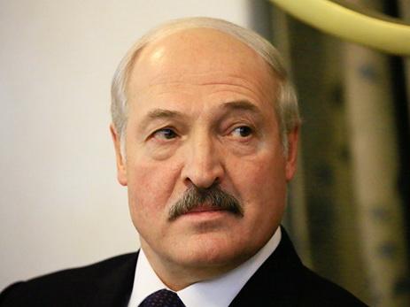 Лукашенко прилетел в Украину