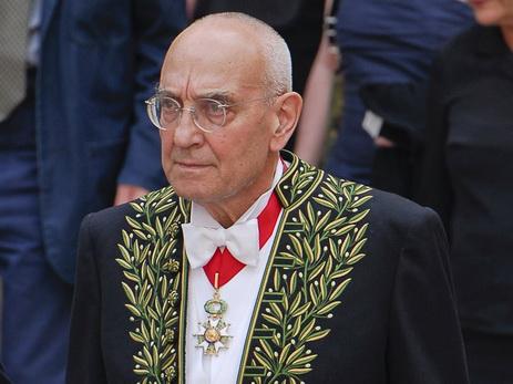 Умер историк и политик Макс Галло