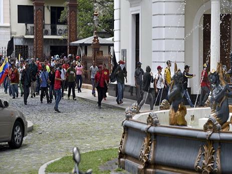 Аргентина не исключает новых санкций для Венесуэлы в рамках Меркосур