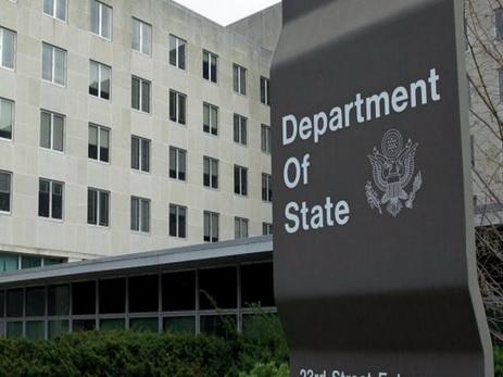 Госдеп: США не признают итоги т.н. «президентских выборов» в Нагорном Карабахе
