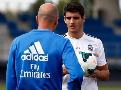 Зидан: «Желаю Морате удачи, но только не в матчах с «Реалом»