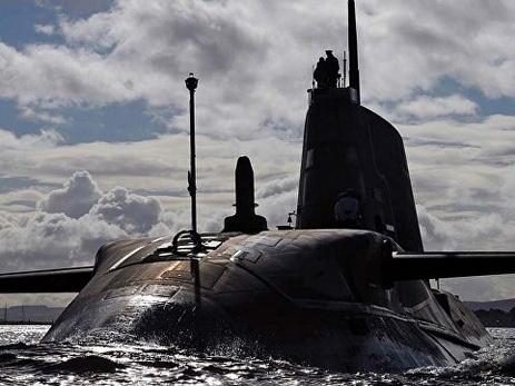 Британские подводники пожаловались Мэй, что не могут скачивать порно