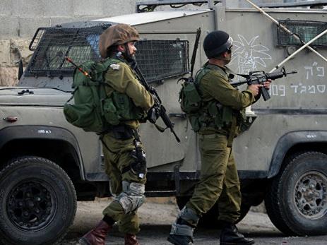 Израиль сообщил о выпущенной ракете с территории сектора Газа