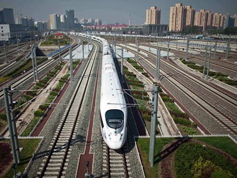 В Китае частично остановили железнодорожное сообщение после землетрясения