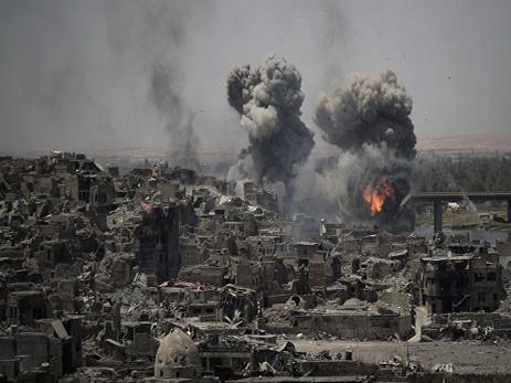 Иракское ополчение сообщило об уничтожении под Мосулом трех главарей ИГИЛ