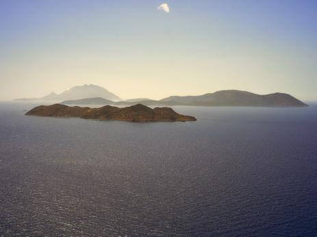 В Эгейском море произошли новые землетрясения