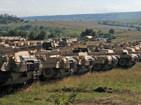 Армения вместе со странами НАТО репетирует отражение российской угрозы – ВИДЕО