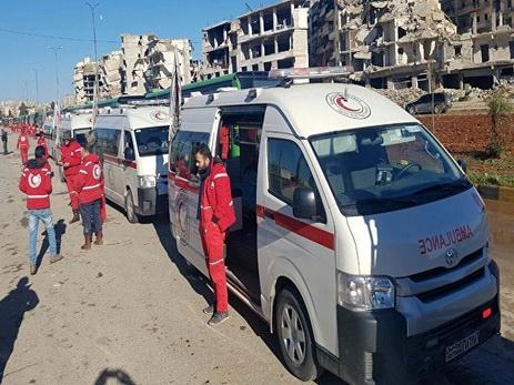 В сирийском Идлибе 50 человек погибли при взрыве машины с боеприпасам