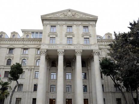 Армения на государственном уровне занимается исторической  и религиозной фальсификацией – МИД АР