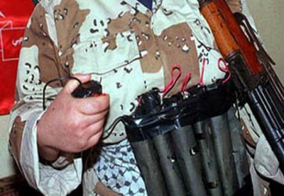 Смертник взорвал бомбу в Кабуле