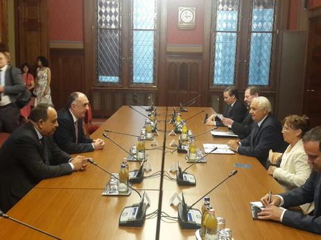Эльмар Мамедъяров о справедливой позиции Венгрии в карабахском урегулировании