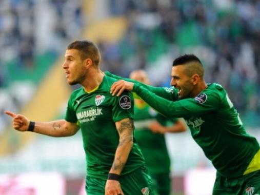 «Бурсаспор» назначил цену за форварда сборной Азербайджана – 500 тысяч евро