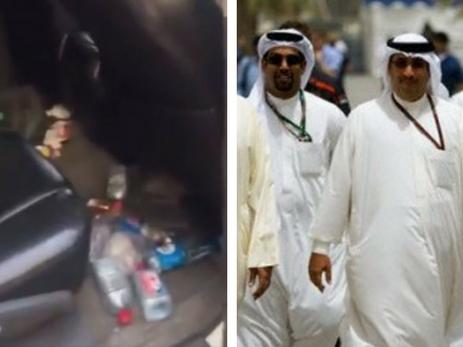 Арабские туристы и замусоренный арендованный автомобиль: кто прав, а кто виноват? – ВИДЕО