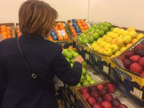 В Армении судят должностных лиц по факту ввоза азербайджанских яблок