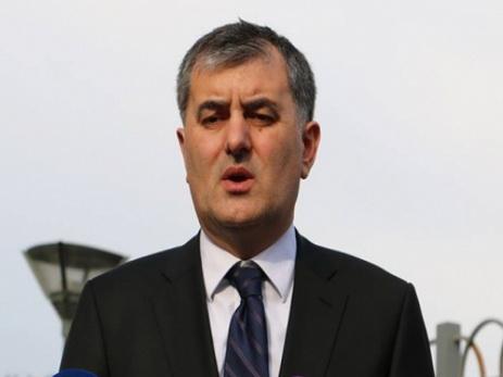 Грузинский министр уверен, что Саакашвили окажется в тюрьме на родине