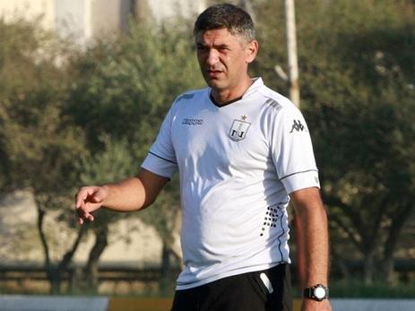 Эльхан Абдуллаев: «Хотел бы сыграть с «Шальке» в официальном матче» — ВИДЕО