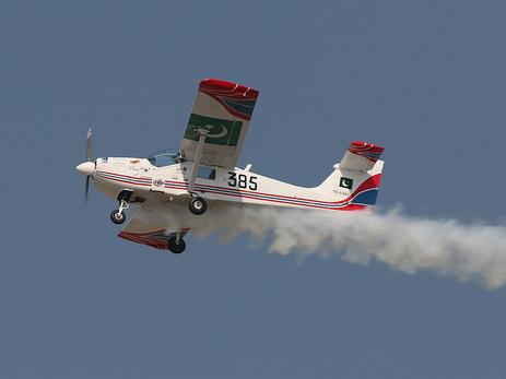 Азербайджан приобрел у Пакистана учебные самолеты «Супер Мушак»