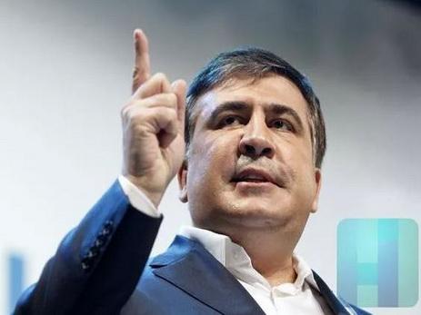 Саакашвили заявил, что намерен продолжить борьбу за смену власти в Украине