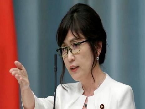 Министр обороны Японии объявила об уходе в отставку
