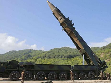 КНДР сообщила о втором успешном пуске баллистической ракеты