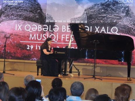 В Габале начался IX Международный музыкальный фестиваль