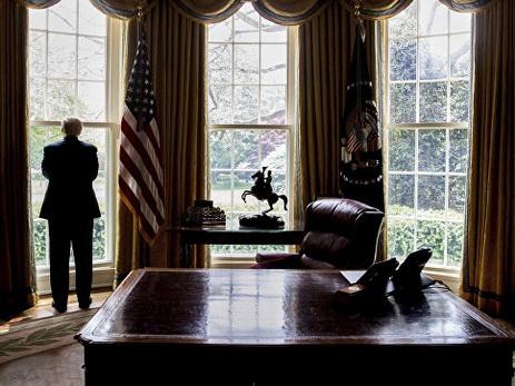 Трамп получил закон об антироссийских санкциях