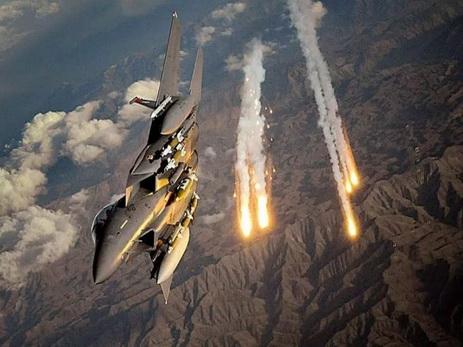 SANA: коалиция во главе с США атаковала жилые дома на севере Сирии